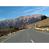 South Island Road Trips